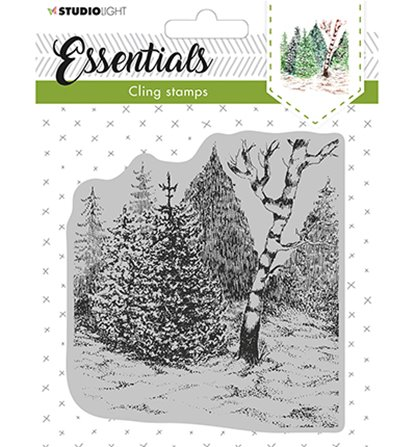 Tampon Cling - Essentials 14