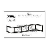 Crealies X-tra - Curved Filmstrip small