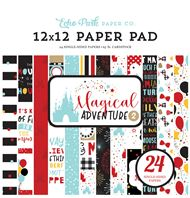 Paper Pad 12x 12 - Magical Adventure