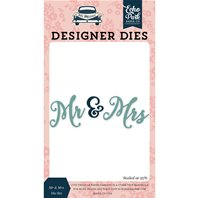 Designer Dies - Mr and Mrs