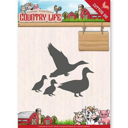 Die - Country Life - Ducks