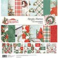 Collection Kit - Country Christmas