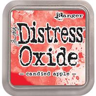 Encre Distress Oxide - Candied Apple