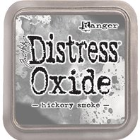 Encre Distress Oxide - Hickory Smoke