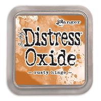 Encre Distress Oxide - Rusty hinge