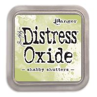 Encre Distress Oxide - Shabby shutters