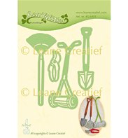 Lea'bilities - Garden set : Lawn mower