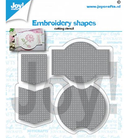 Die - Embroidery Shapes