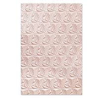Embossing Folder 3D - Geometric lattice
