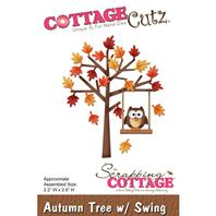 Cottage Cutz - Autumn tree