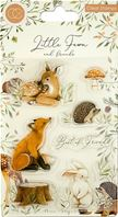 Clear Stamp - Little Fawn & friends -Best friends