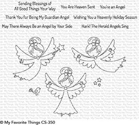 Clear Stamps - Little Angels