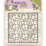 Die - Beautiful Garden - Leaf frame