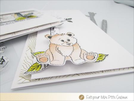 Clear stamp - Sous-Bois - Together