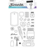 Clear Stamp - Favourites - Special Occasions- n°486