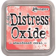 Encre Distress Oxide - Abandoned Coral