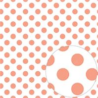 Printed Acetate -Roselle Dots