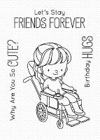 Clear Stamps - Friends Forever