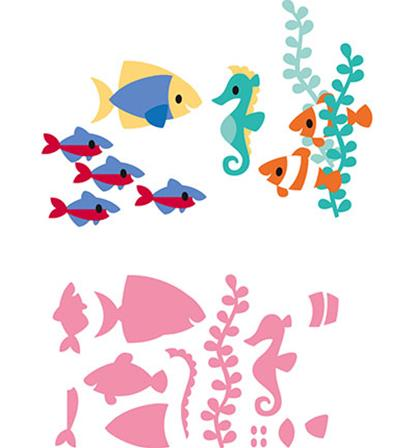 Collectables - Eline's Tropical fish