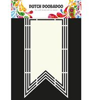 Dutch Shape Art - Flag