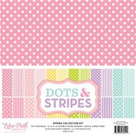 Collection Kit - Dots&Stripes - pastel