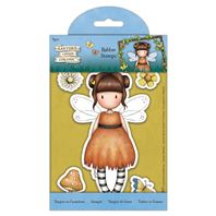 Large rubber stamp - Little Pumpkin