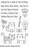 Clear Stamps - Meow Mix