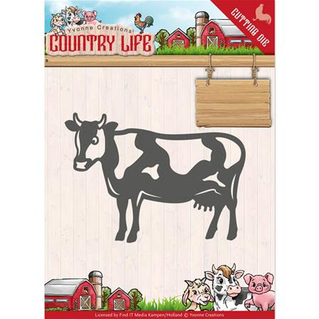 Die - Country Life - Cow