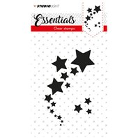 Clear stamps - Essentials - Etoiles