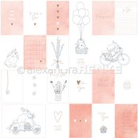 Papier - Card sheet esater