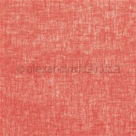 Papier - Linen strawberry red