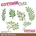 Cottage Cutz - Spring Greenery