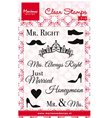 Clear Stamps - Love