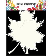 Dutch Card Art - Leafs