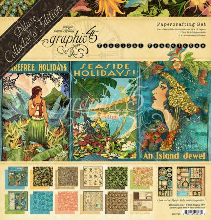 Deluxe Collector Edition - Tropical Travelogue