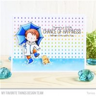 Clear Stamps - Puddle Jumper