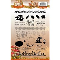 Clear Stamp - Fabulous Fall