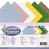 Lot de cartes A5 - Funky Hobbies