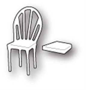 Die - Right Bistro Chair