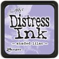 Mini Distress Pad - Shaded Lilac