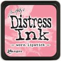 Mini Distress Pad - Worn Lipstick