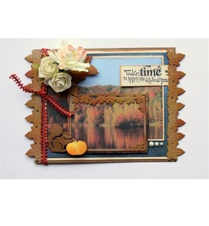 Cutting & Embossing - Autumn Set