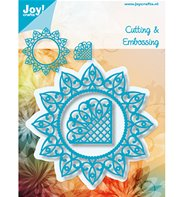 Cutting & Embossing - Flash Doily & Corner