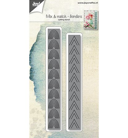 Die - Mix & Match - Borders