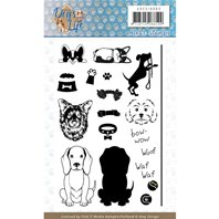 Clear Stamp - Dog's Life