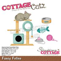 Cottage Cutz - Fancy Feline
