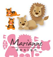 Collectables - Eline's Lion & Tiger