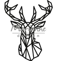 Craftables -Geometric deer