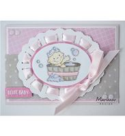 Clear stamps - Eline's Cute babies