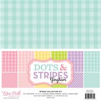 Collection Kit - Dots&Stripes - Gingham